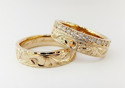 Enement Rings For Both New House Designs