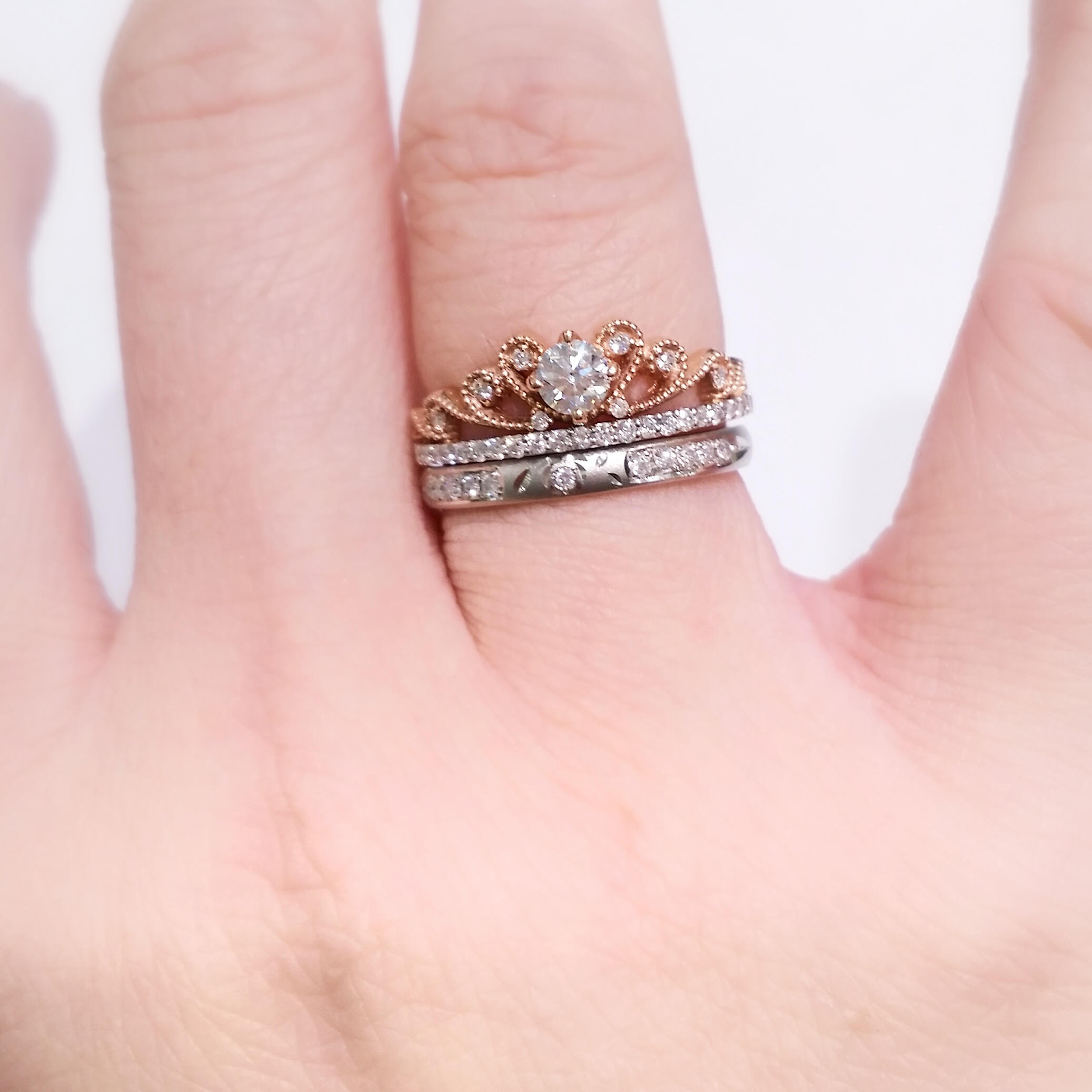 Amazing Rose Gold Wedding Rings Singapore – Wedding