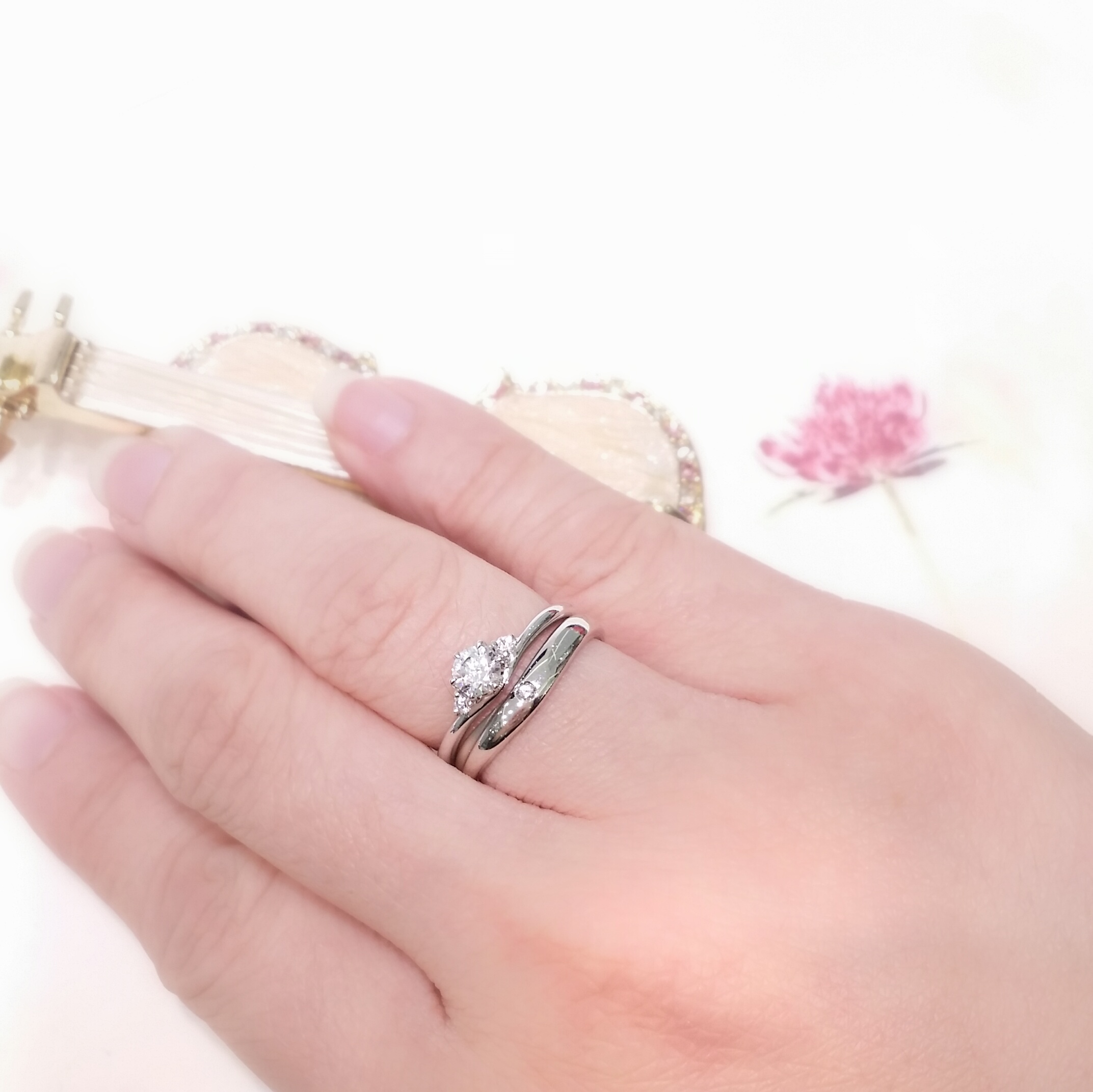 tail buy by made rings engagement marynolan a anime erza custom skarlet wedding crafted ring fairy hand