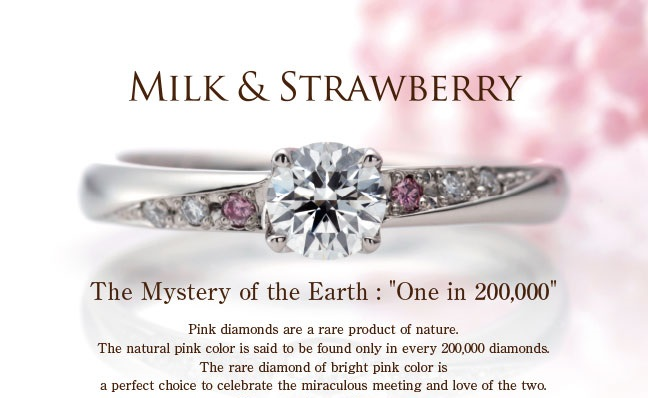 Milk & Strawberry