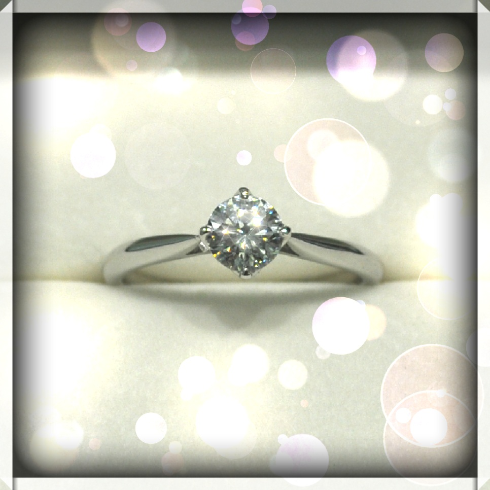Proposal Rings - VENUS TEARS - Wedding Bands / Engagement Ring
