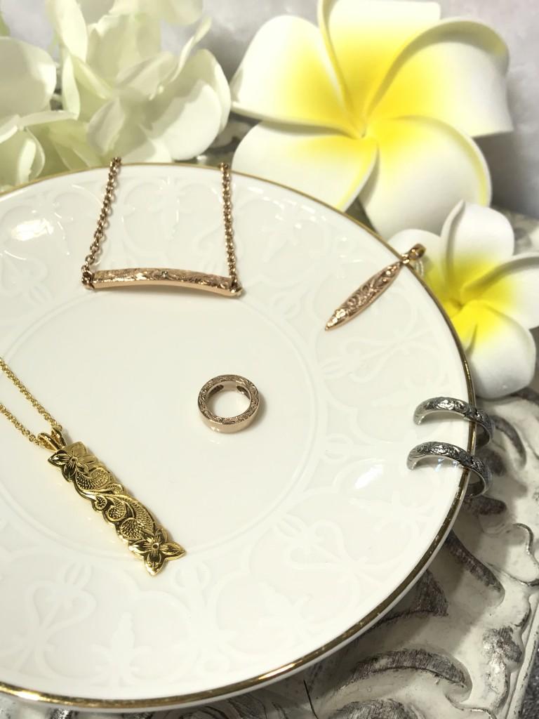 Hawaiian Motifs Jewelleries