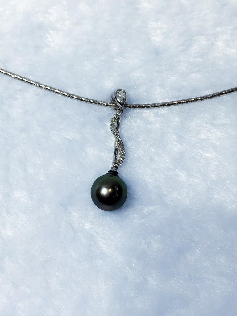 Omega & Tahitian Pearl