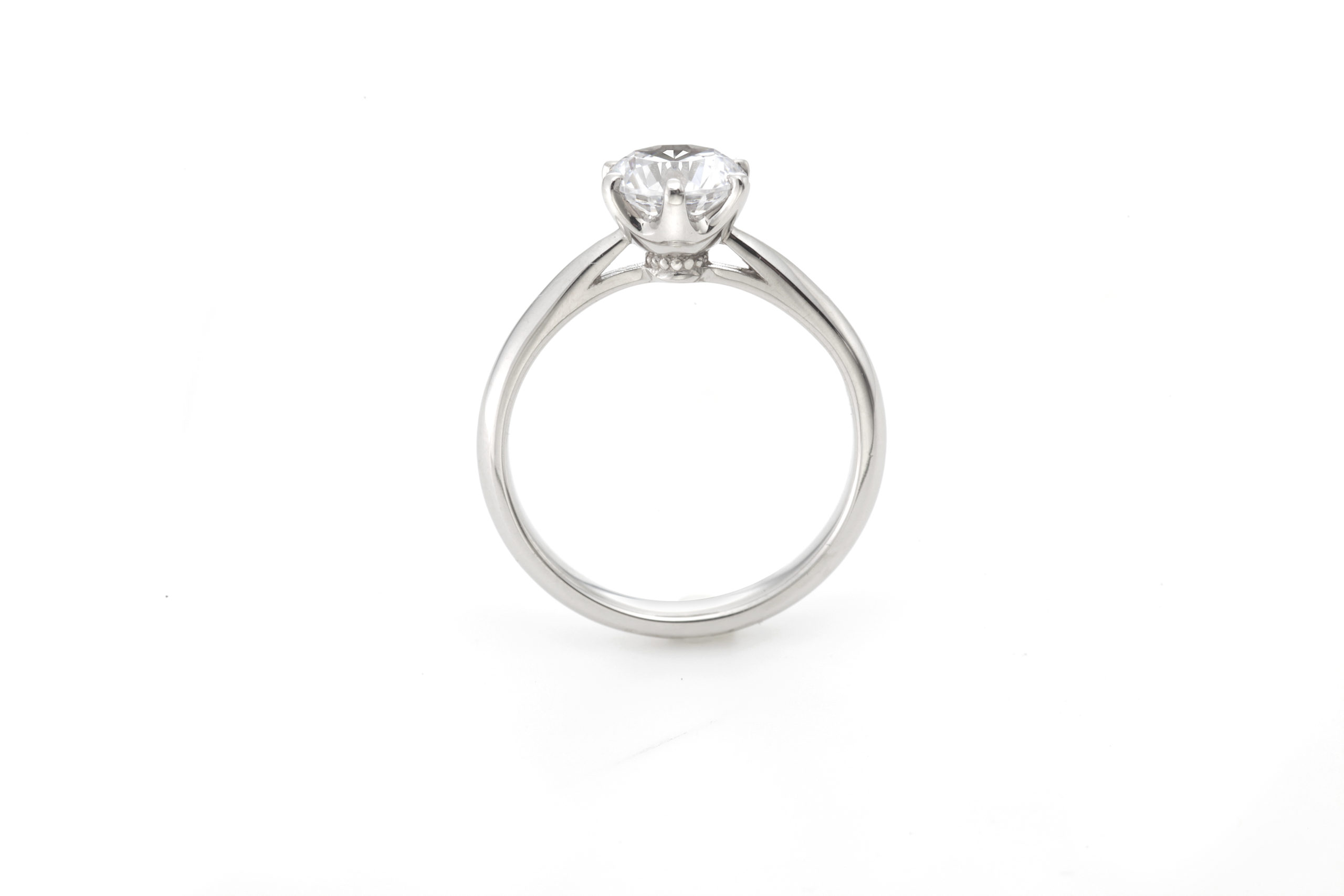 Pure Material Suitable For Wedding Rings