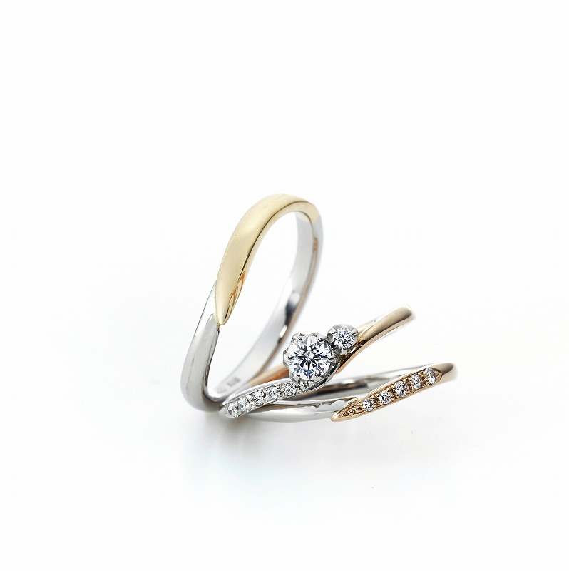 Wedding Bands - Singapore:ETERNA / MR-35_02