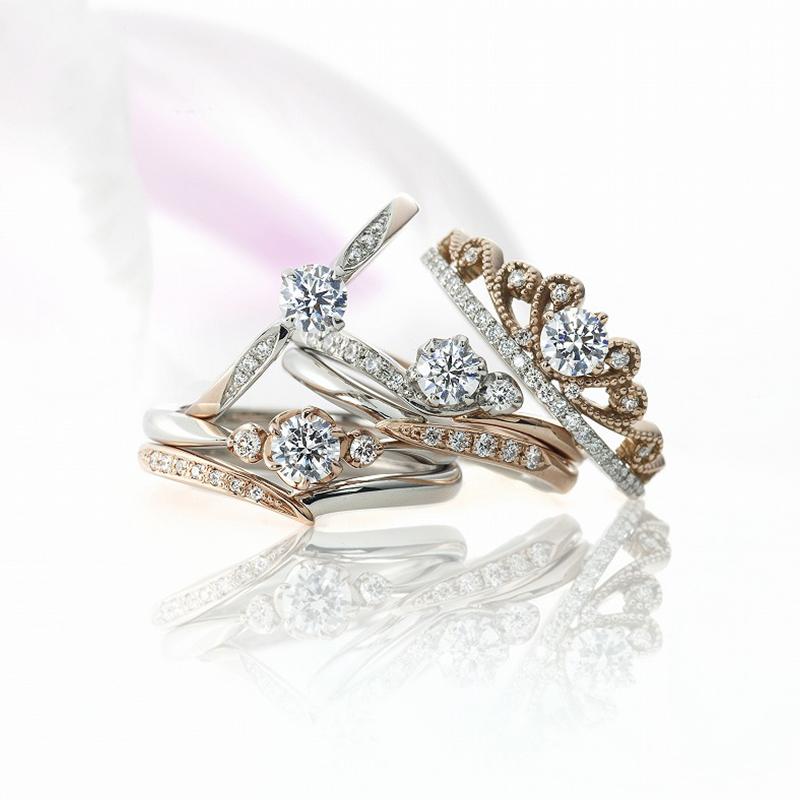 Engagement Ring Singapore: Sarah / ER-92_02