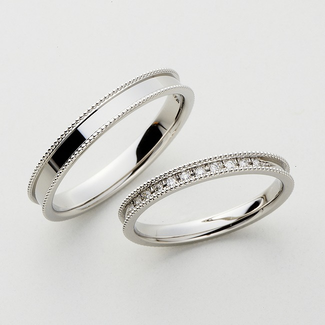 Wedding Bands - Singapore:amore _01