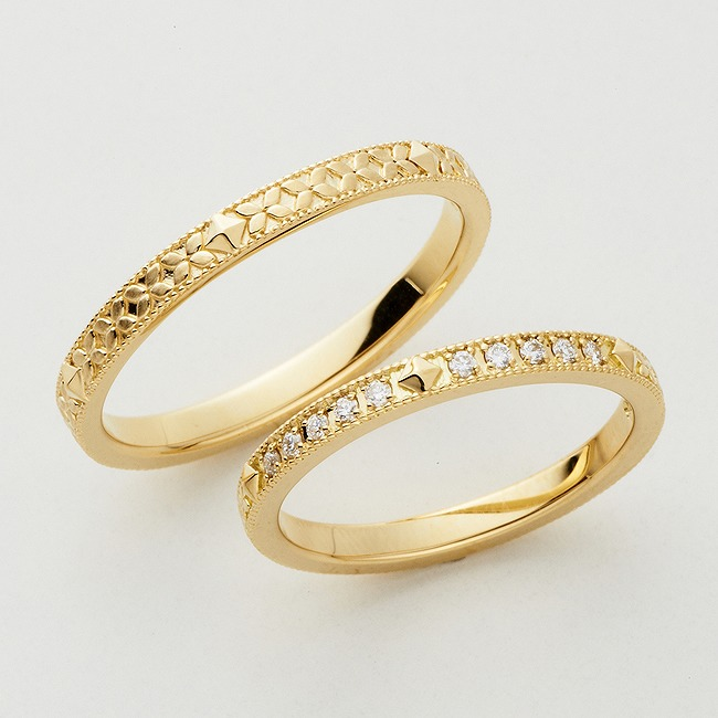 Wedding Bands - Singapore:Rivetto _01