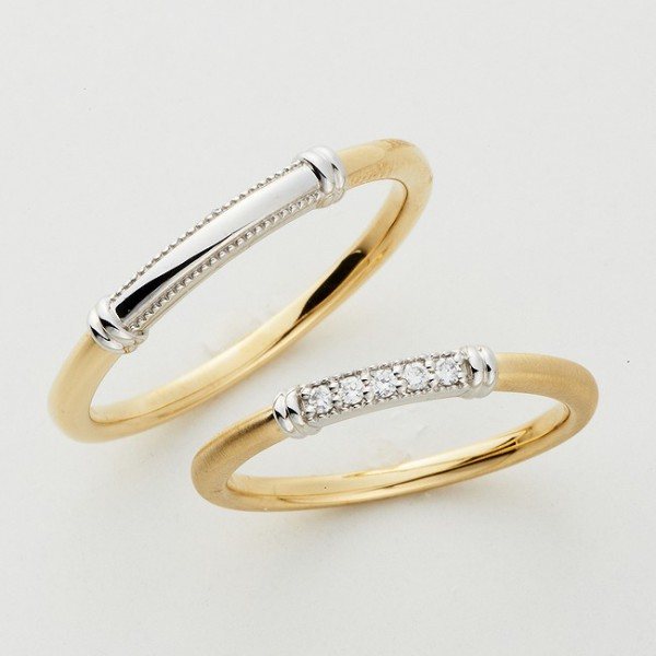 Passerella Wedding Ring