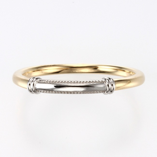 Wedding Bands - Singapore:Passerella Wedding Ring_03