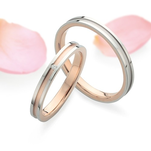Wedding Bands - Singapore:PM-47 PM-48_01