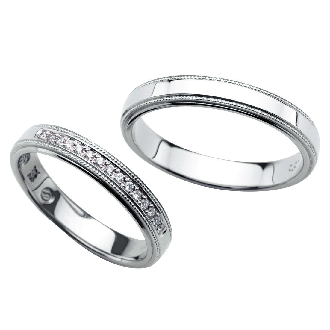 Wedding Bands - Singapore:Kira_01