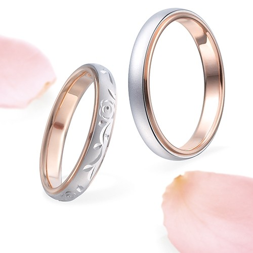Wedding Bands - Singapore:PM-03 PM-04_01