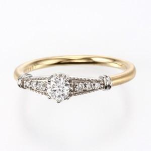 Passerella Engagement Ring