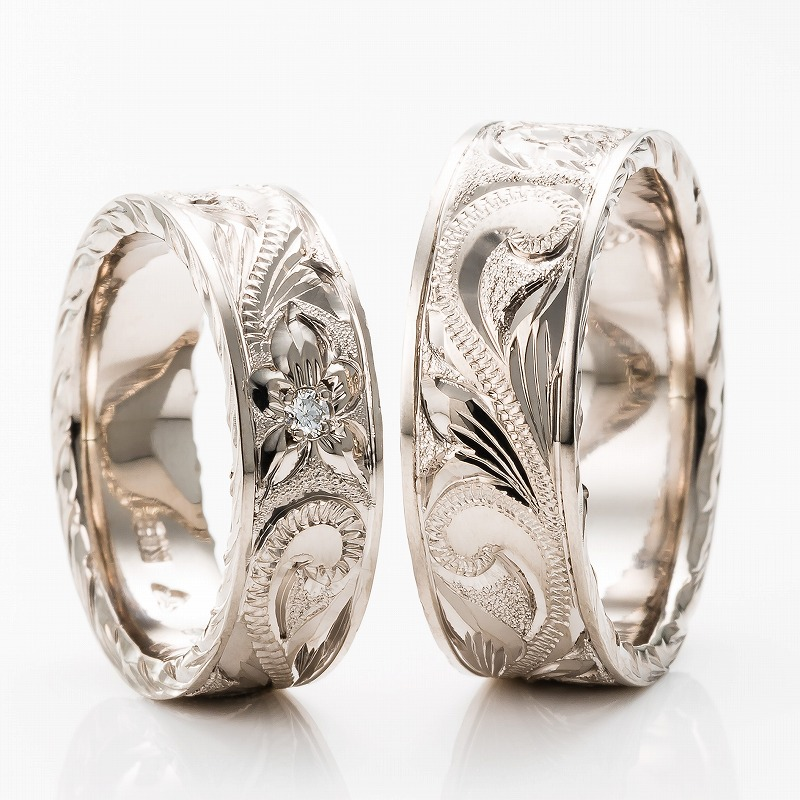 Wedding Bands - Singapore:HERITAGE 6mm/7mm_01