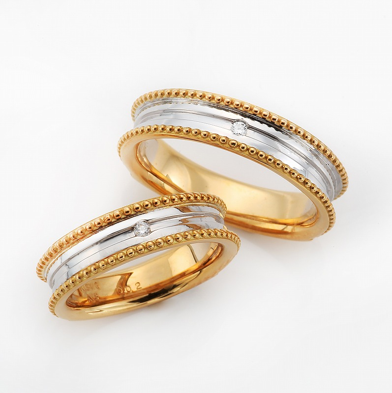 Wedding Bands - Singapore:Charlotte_01