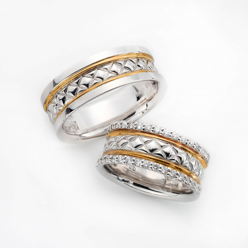 Wedding Bands - Singapore:Flora Burn_01