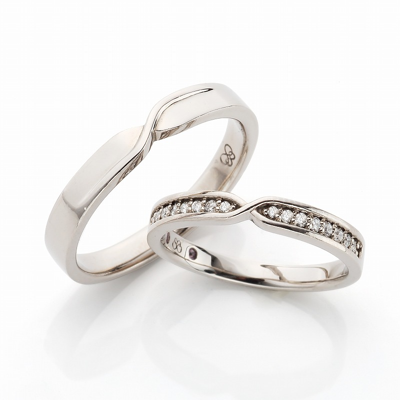 Wedding Bands - Singapore:Milky Way_01