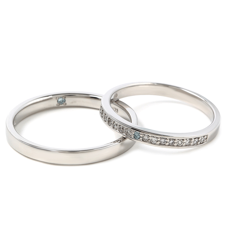 Wedding Bands - Singapore:Starry_02