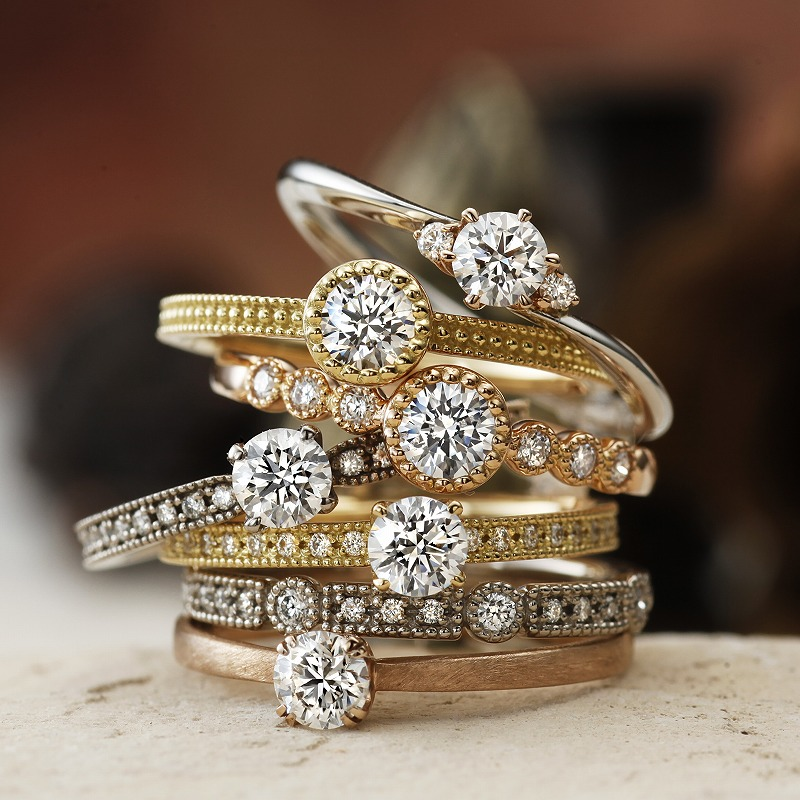 Wedding Bands - Singapore:MUGUET_03s