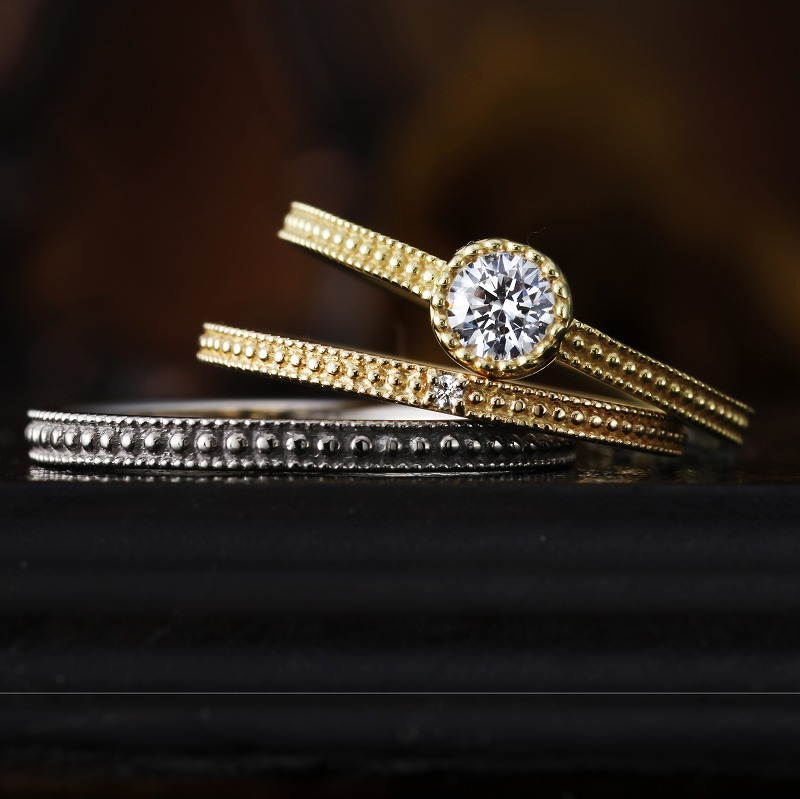 Wedding Bands - Singapore:MARGUERITE_02