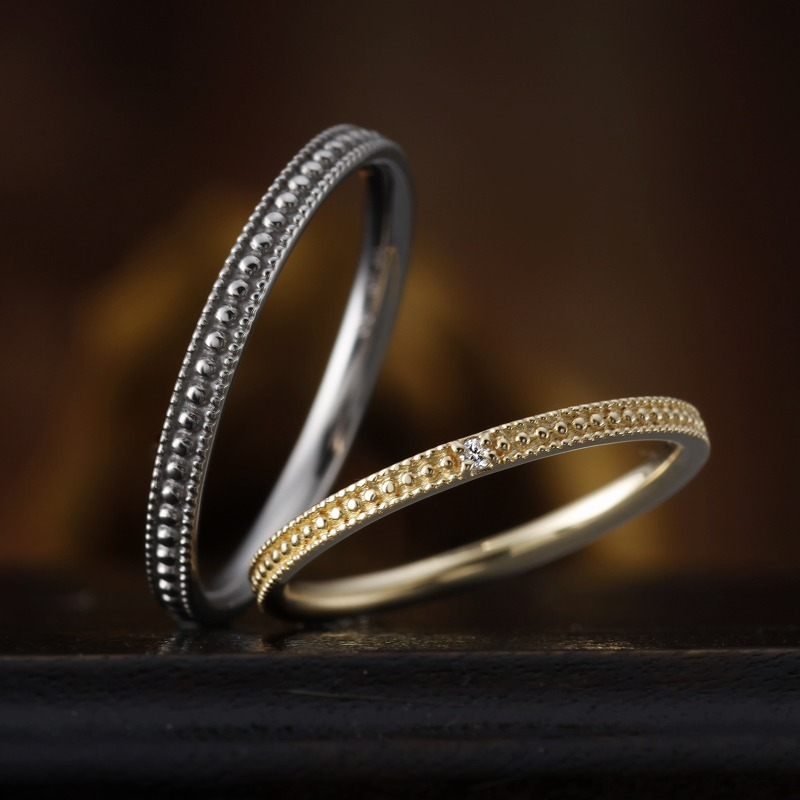 Wedding Bands - Singapore:MARGUERITE_01