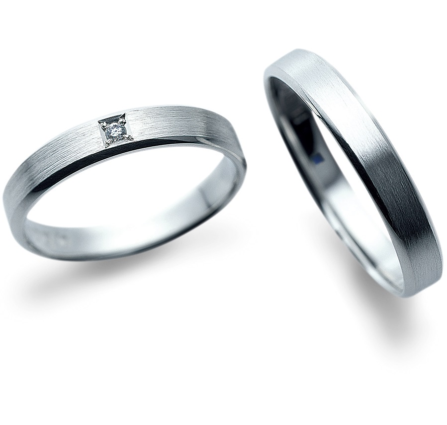 Wedding Bands - Singapore:SP-766 SP-767_01