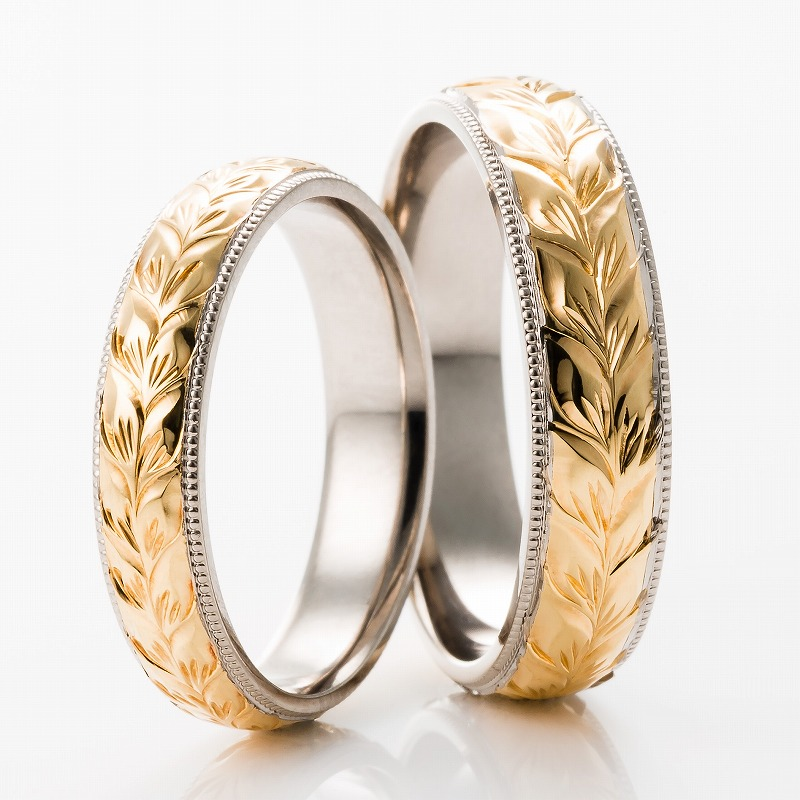Customized Wedding Bands VENUS TEARS SINGAPORE