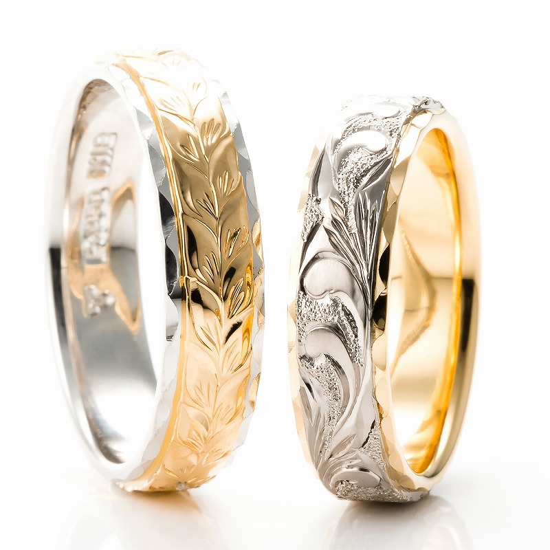 Wedding Bands - Singapore:LEI/PRINCESS 5mm_01