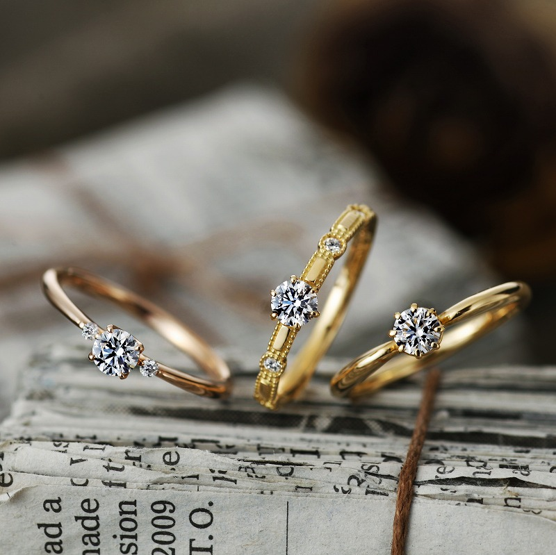 Wedding Bands - Singapore:GERANIUM_03