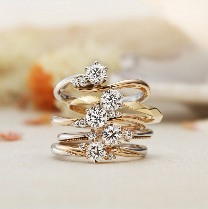 Wedding Bands - Singapore:Mille Mercis / AAM-4_03
