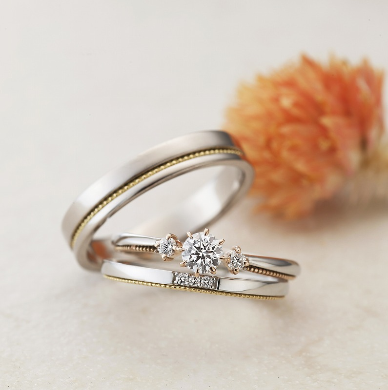 gold wedding bands engagement ring venus tears singapore With singapore wedding ring