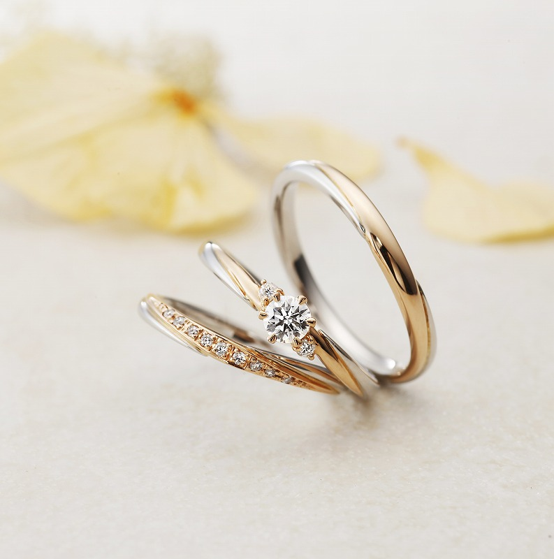 Wedding Bands - Singapore:Cherir / AAM-2_02s