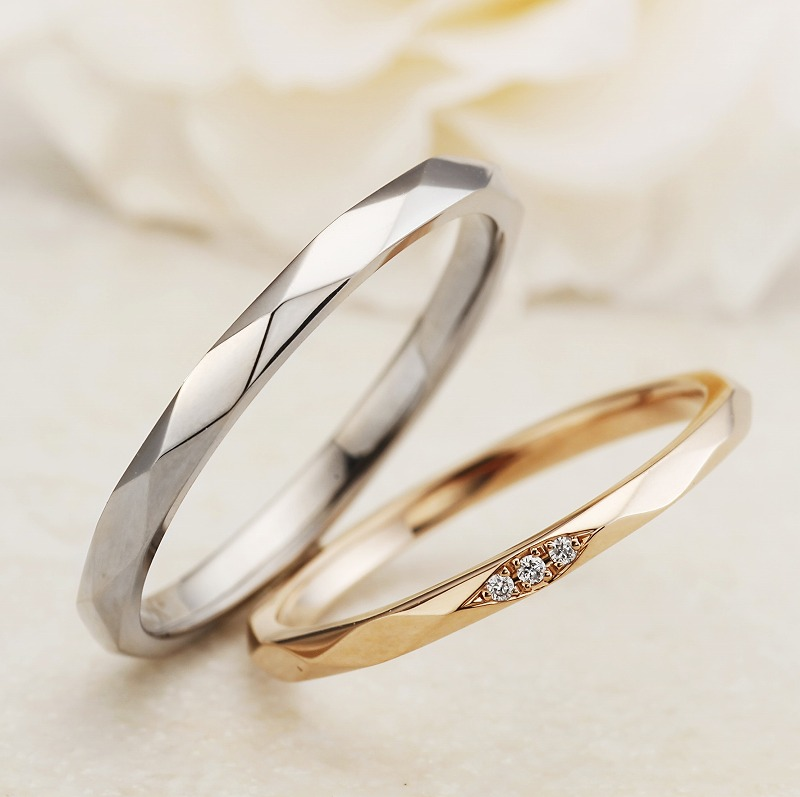 Wedding Bands - Singapore:Mille Mercis / AAM-4_01