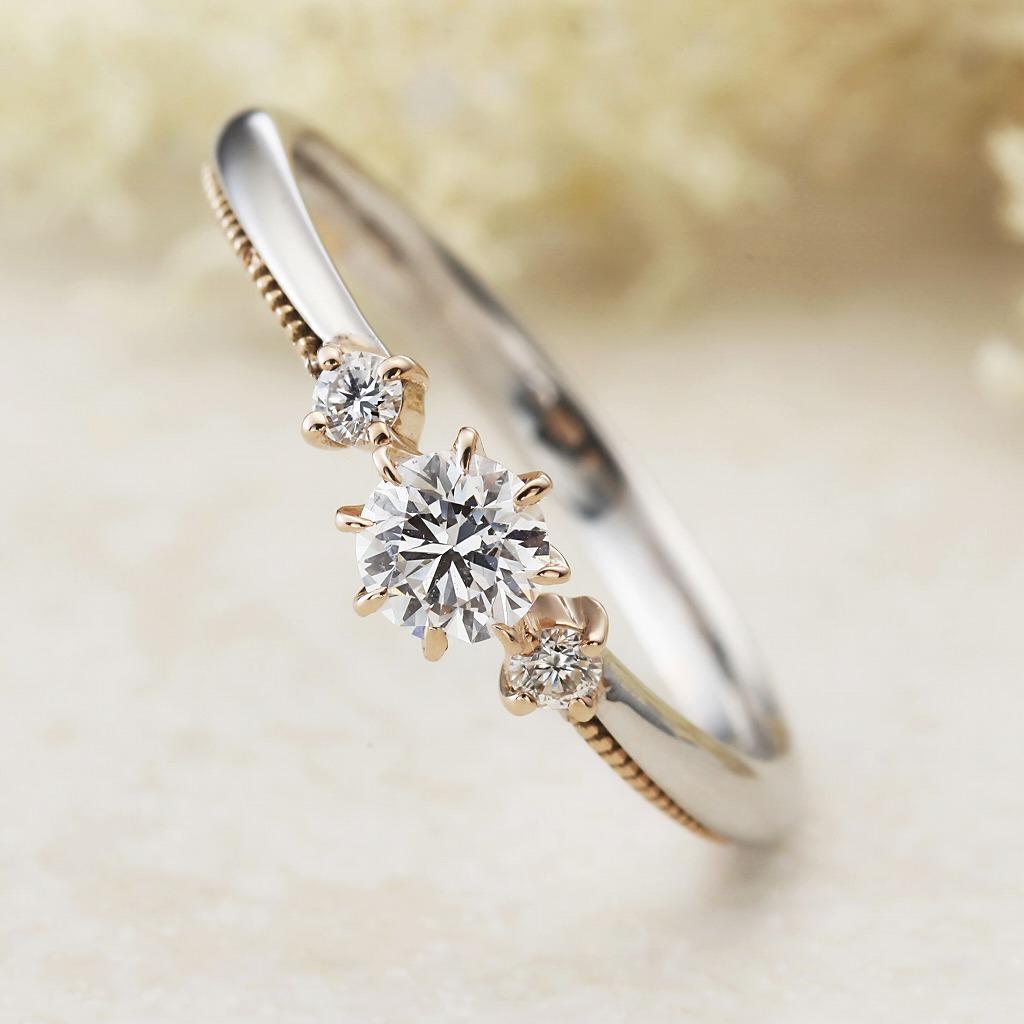 Engagement Ring ? Singapore:Attache / AAE-6_01