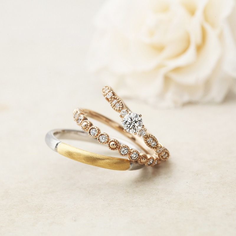 Wedding Bands - Singapore:Soleil / AAM-8_02