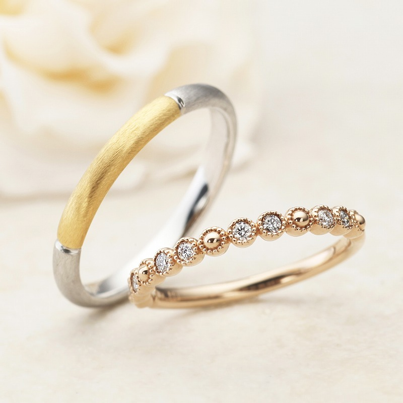 Wedding Bands - Singapore:Soleil / AAM-8_01