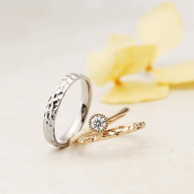Wedding Bands - Singapore:Calmer / AAM-5_02