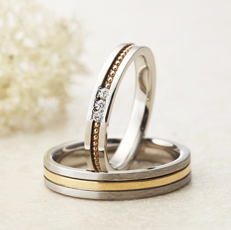 Wedding Bands - Singapore:Azalea / AAM-10_01