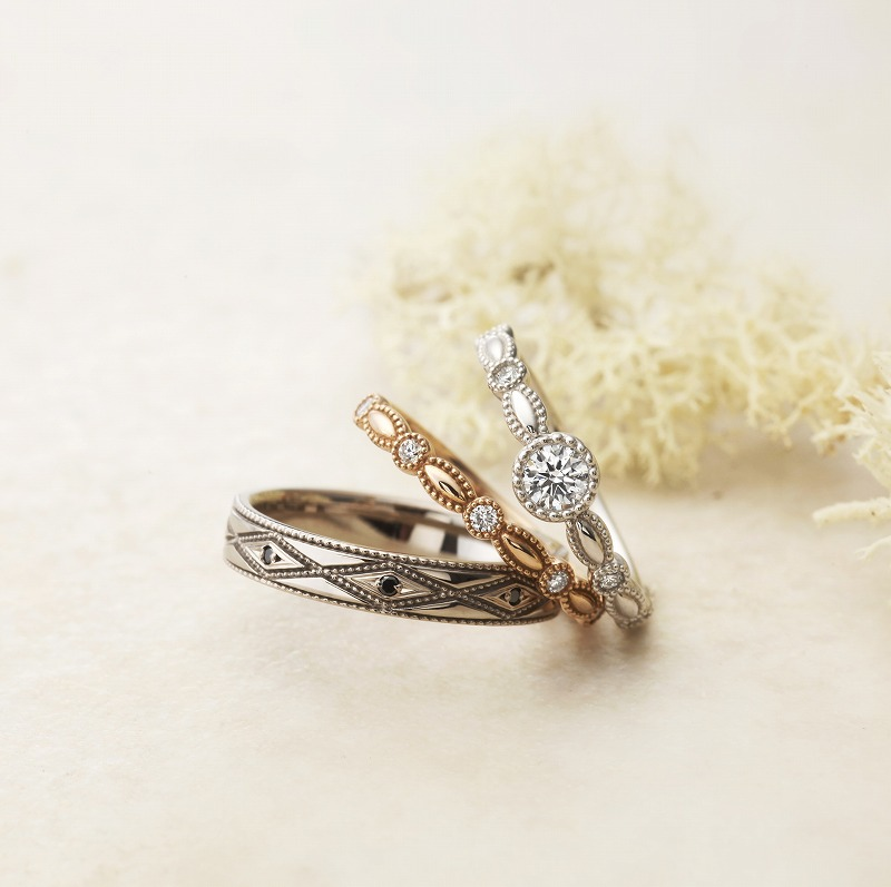 Wedding Bands - Singapore:Bonne Qualite / AAM-9_02