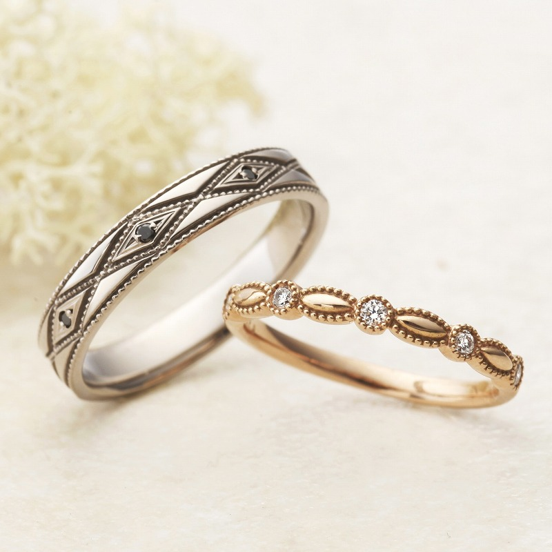 Wedding Bands - Singapore:Bonne Qualite / AAM-9_01