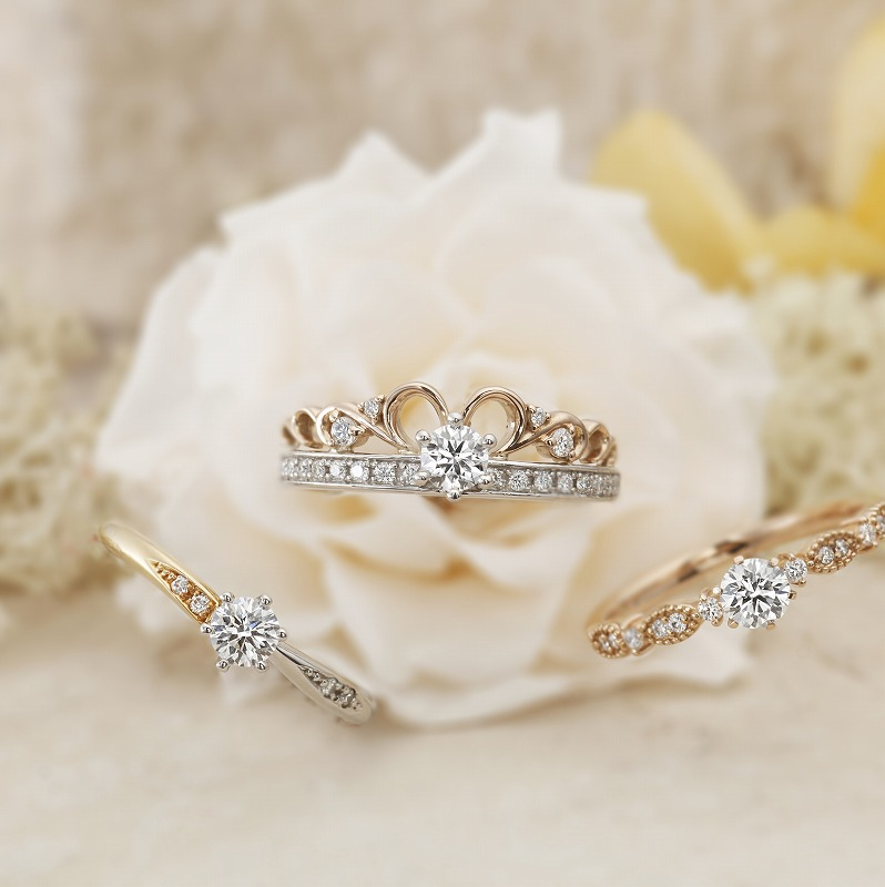 Wedding Bands - Singapore:Azalea / AAM-10_03