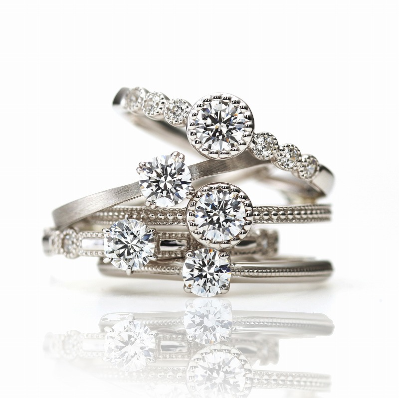 Wedding Bands - Singapore:BEGONIA_03