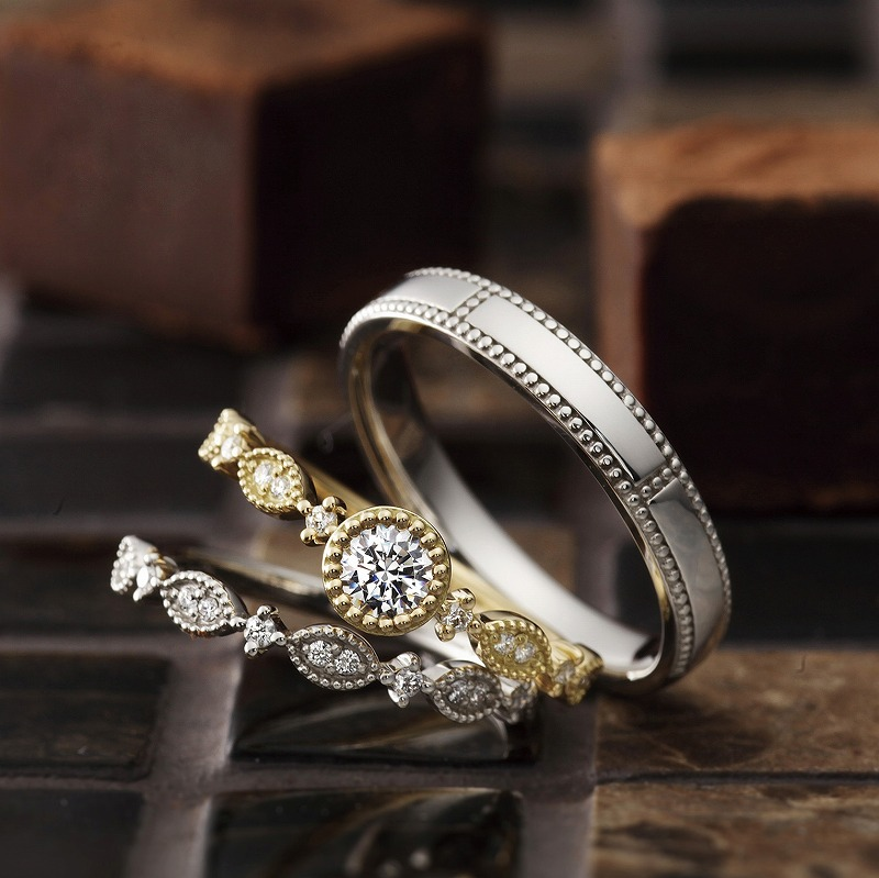 Wedding Bands - Singapore:Joie_02
