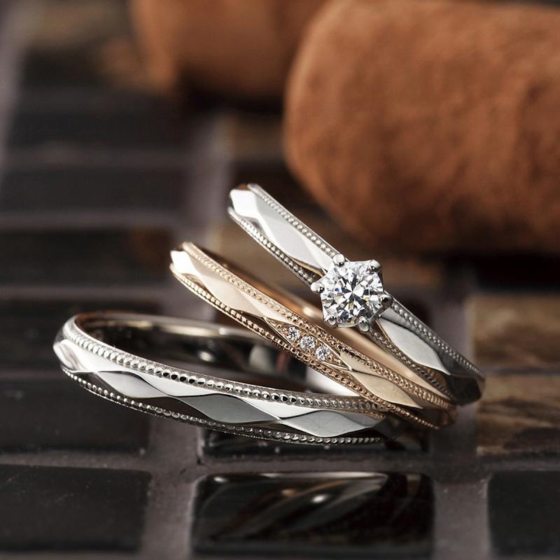 Engagement Ring Singapore: Matin / PCE-8_02