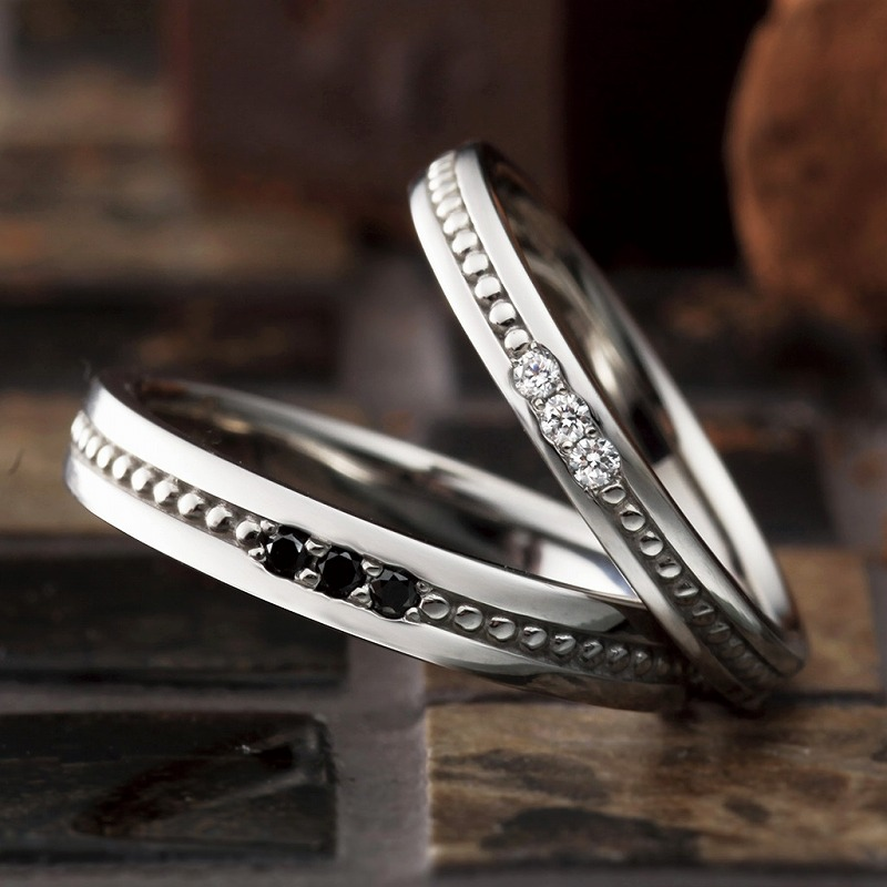Wedding Bands - Singapore:Blanche_01