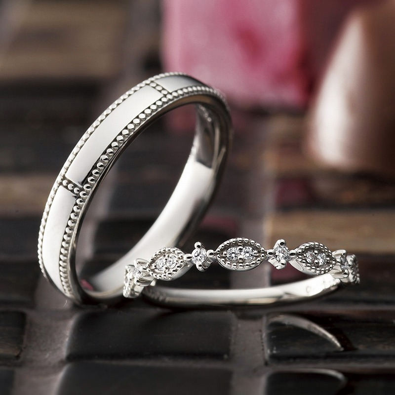 Wedding Bands - Singapore:Joie_01
