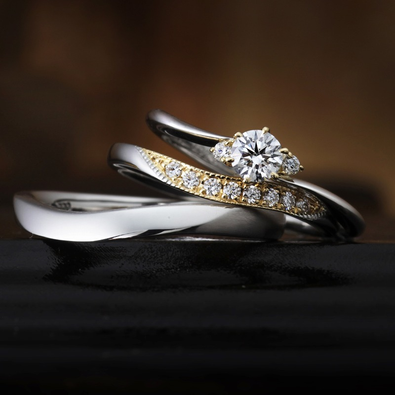 Wedding Bands - Singapore:GERANIUM_02