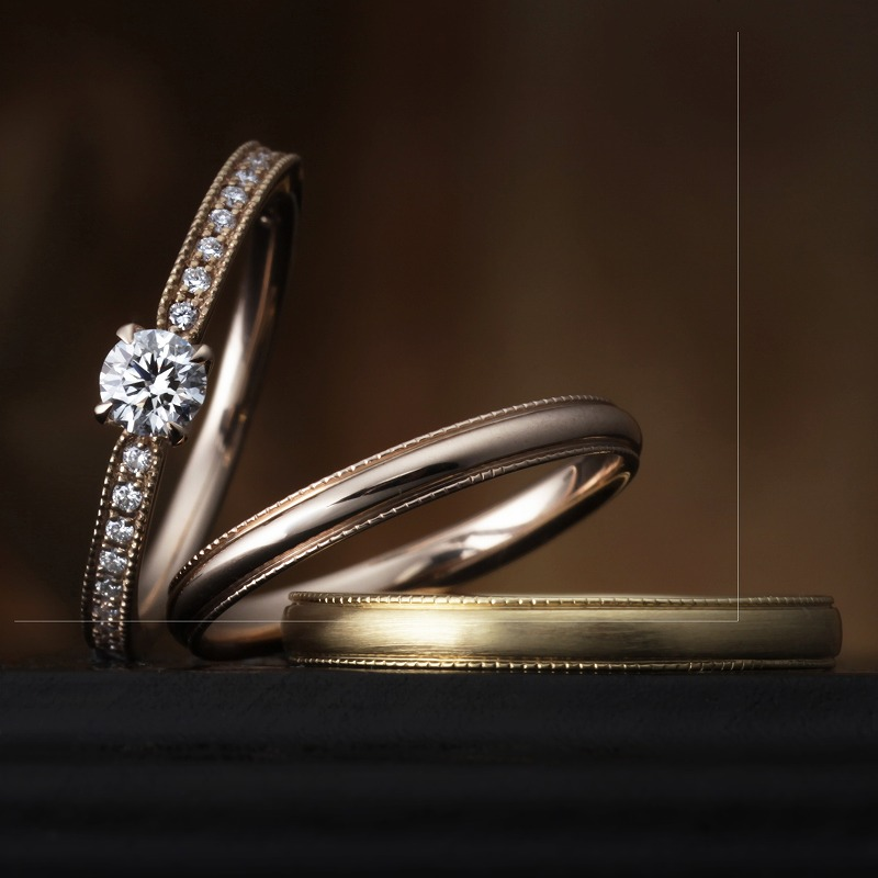 Wedding Bands - Singapore:LILY_02