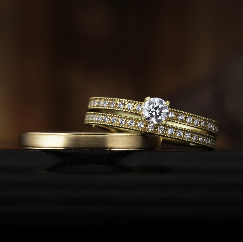 Wedding Bands - Singapore:BEGONIA_02